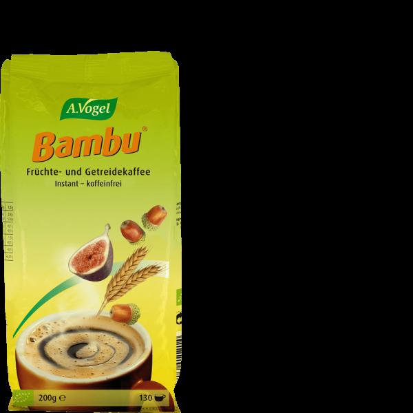 Vogel Bambu Früchtekaffee instant Nachfüllbeutel