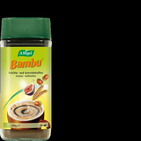 Vogel Bambu Früchtekaffee instant
