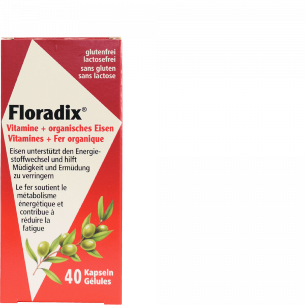 Floradix Eisen Kapseln