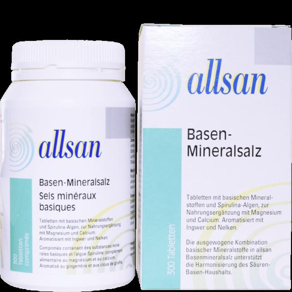 ALLSAN Basen Mineralsalz