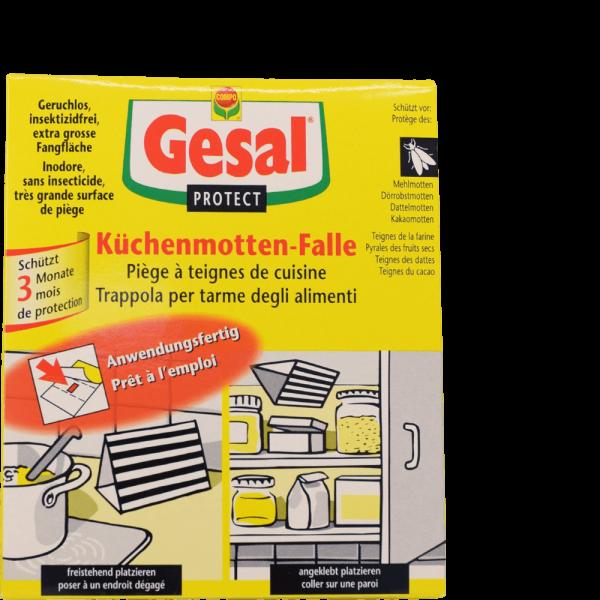 Gesal Protect Küchenmotten Falle