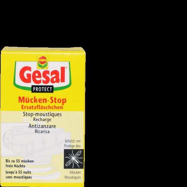 Gesal Protect Mücken Stop Ersatzfläschchen für Verdunster