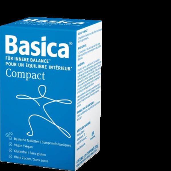 Basica Compact Mineralsalztabletten