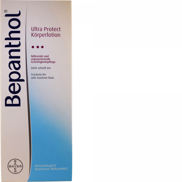 Bepanthol Ultra Protect Lotion mit Dispenser