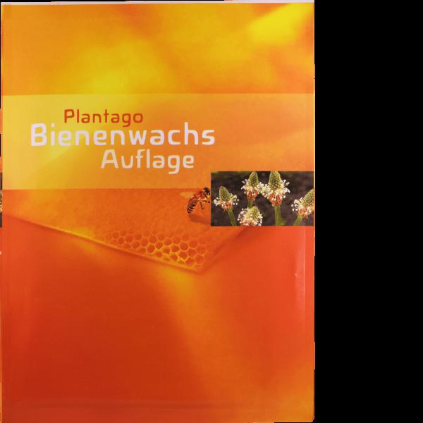 Plantago Bienenwachsauflage