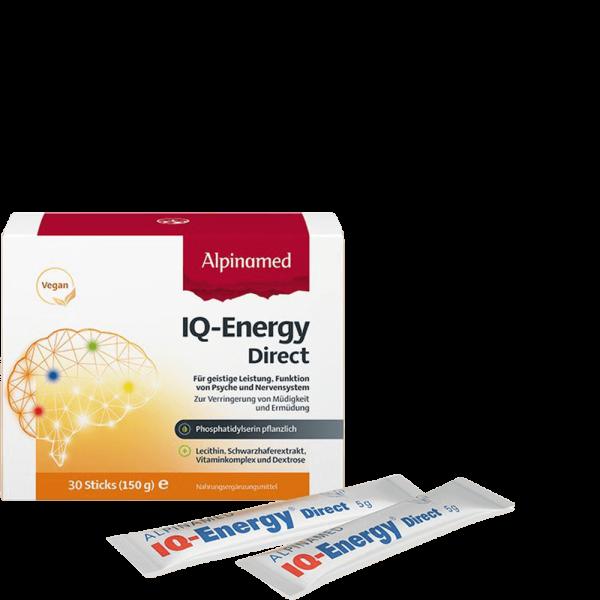 ALPINAMED IQ-Energy Direct Direktgranulat