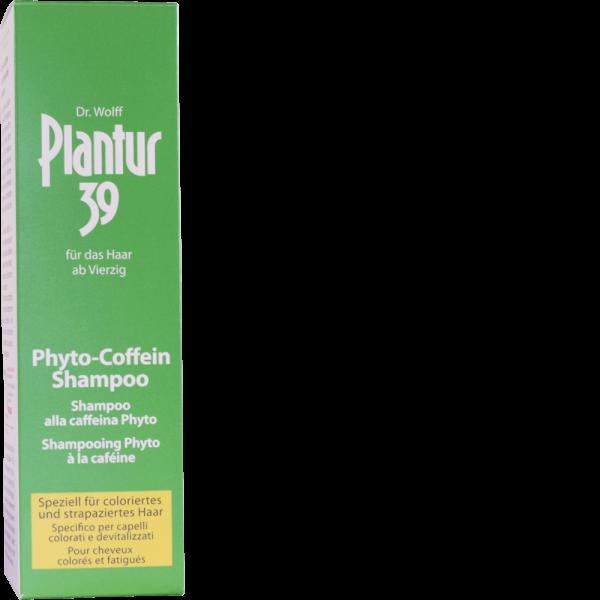 Plantur 39 Coffein-Shampoo colorierte & strapazierte Haare