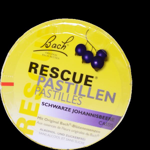 Rescue Pastillen schwarze Johannisbeere
