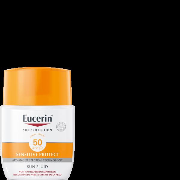 Eucerin Sun Sonnenfluid Gesicht SF50+