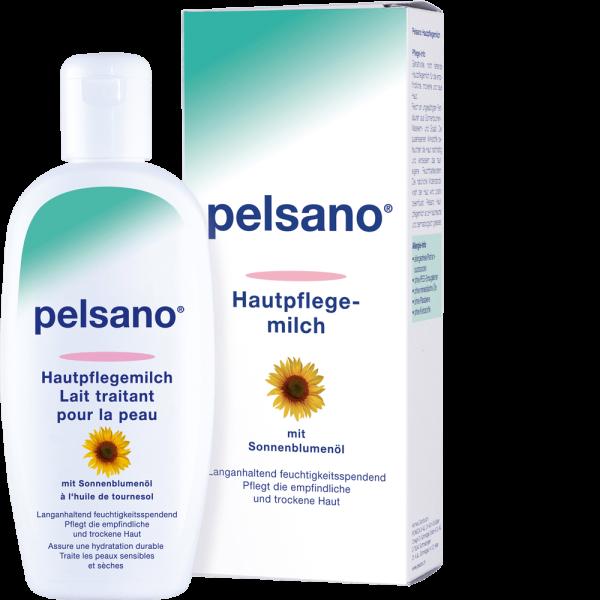 Pelsano Hautpflegemilch