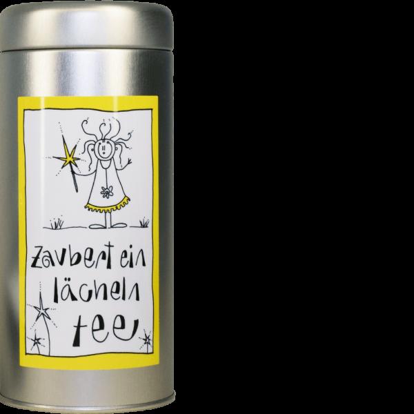 Herboristeria Tee zaubert ein Lächeln