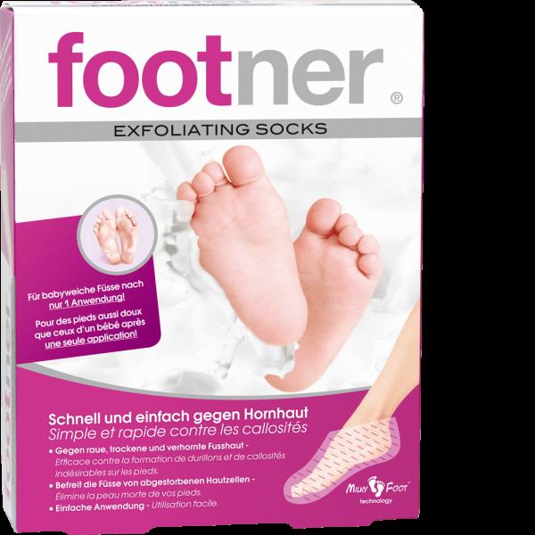 Footner Fusspackung Exfolia Socks
