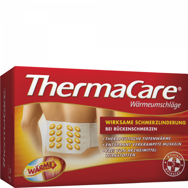 Thermacare Rückenumschlag S-XL