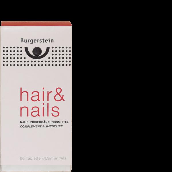 Burgerstein hair&nails