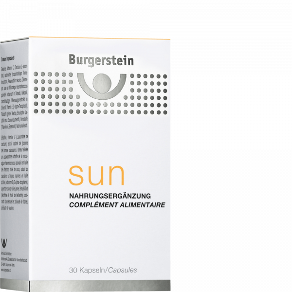 Burgerstein sun