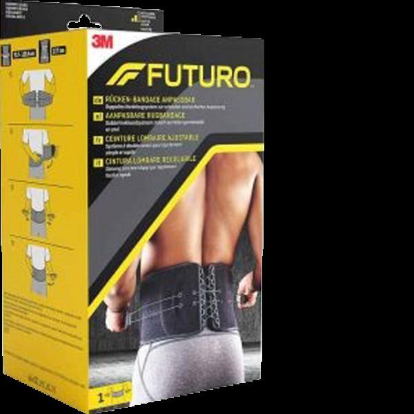 Futuro Rückenbandage anpassbar