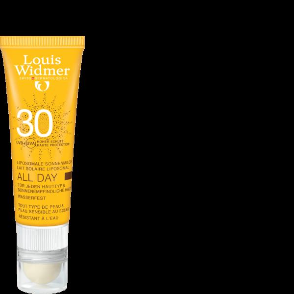 Widmer All Day 30 Lippenpflege und Creme parfümiert