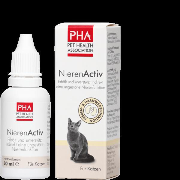PHA NierenActiv für Katzen Tropfen