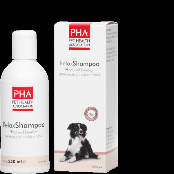 PHA Relax Shampoo für Hunde