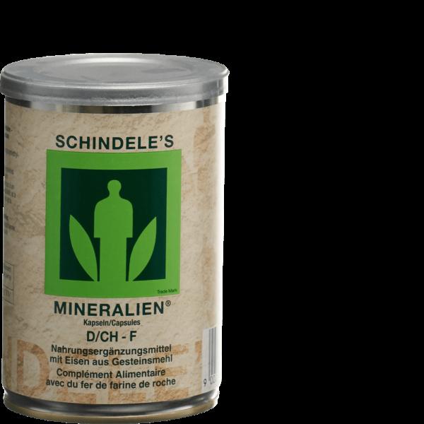 Schindele's Mineralien Kapseln