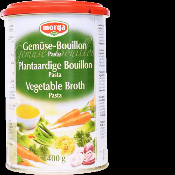Morga Gemüse Bouillon Paste