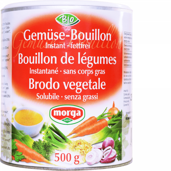 Morga Gemüse Bouillon fettfrei