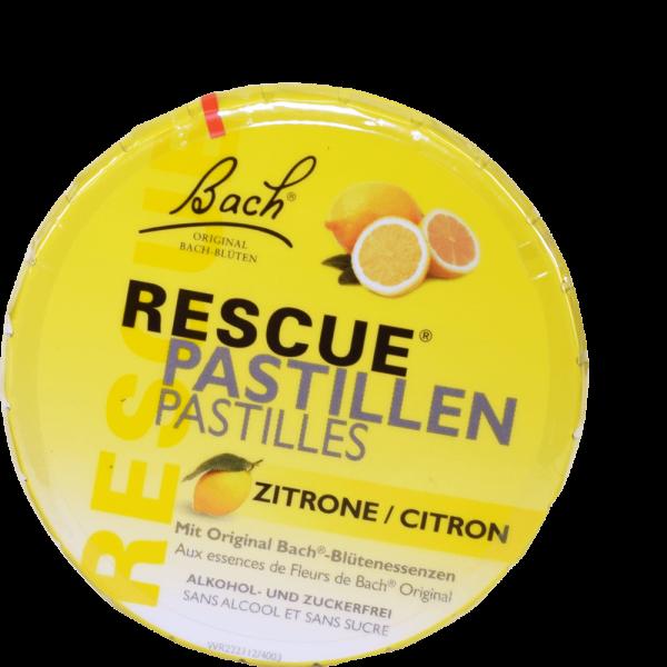 Rescue Pastillen Zitrone