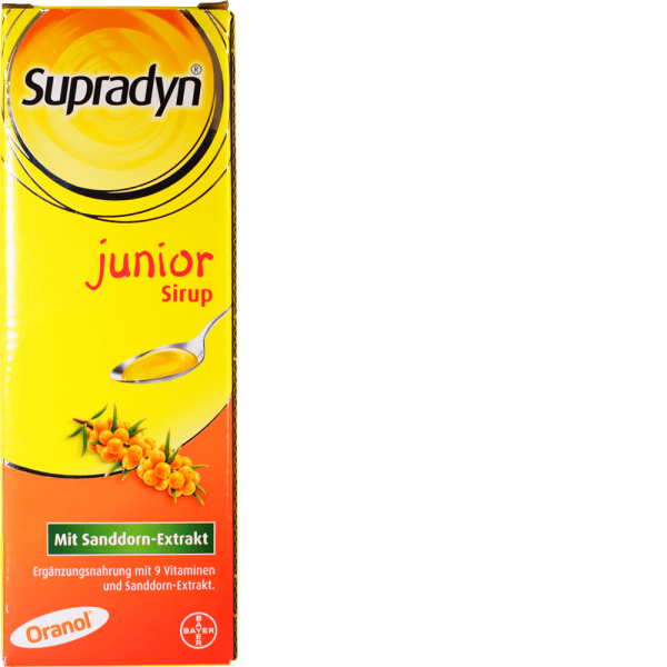 SUPRADYN junior Sirup