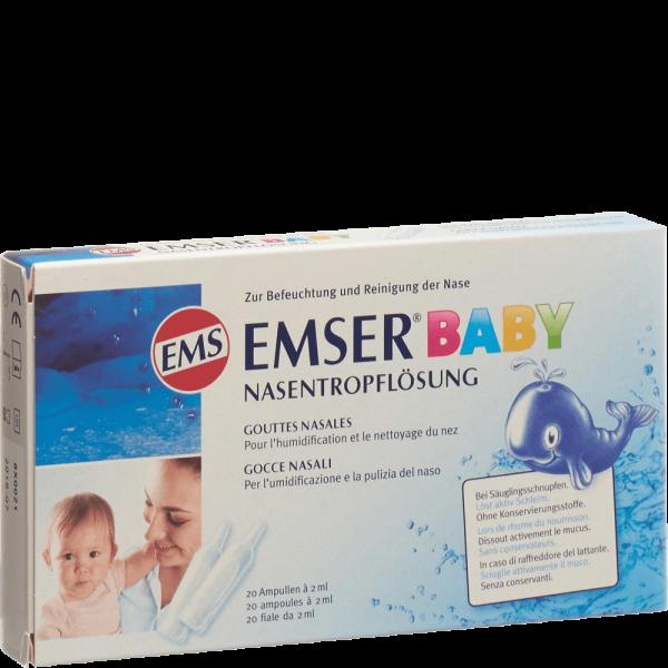 EMSER Baby Nasentropflösung