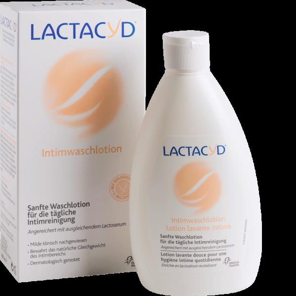 LACTACYD Intimwaschlotion