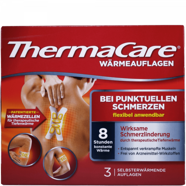 THERMACARE für flexible Anwendung