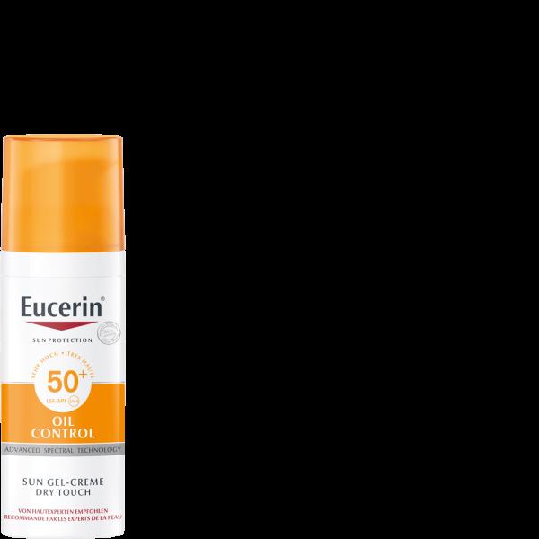 EUCERIN SUN Oil Control Gesicht LSF50