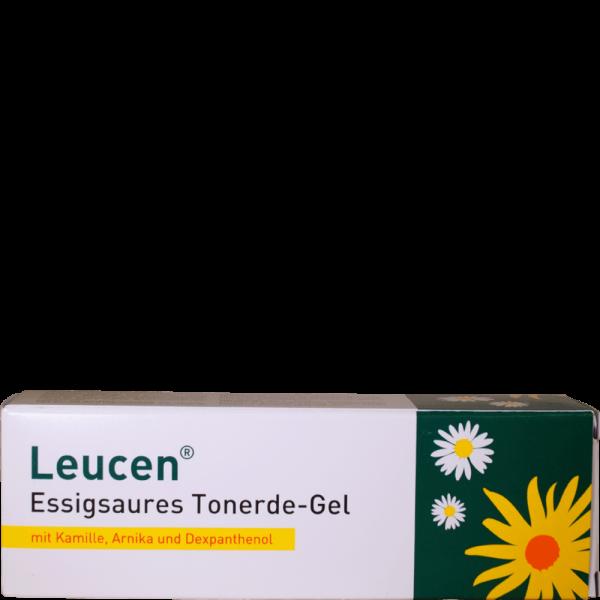LEUCEN Essigsaures Tonerde-Gel