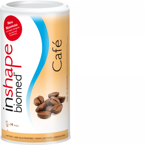 INSHAPE Biomed  Pulver Café