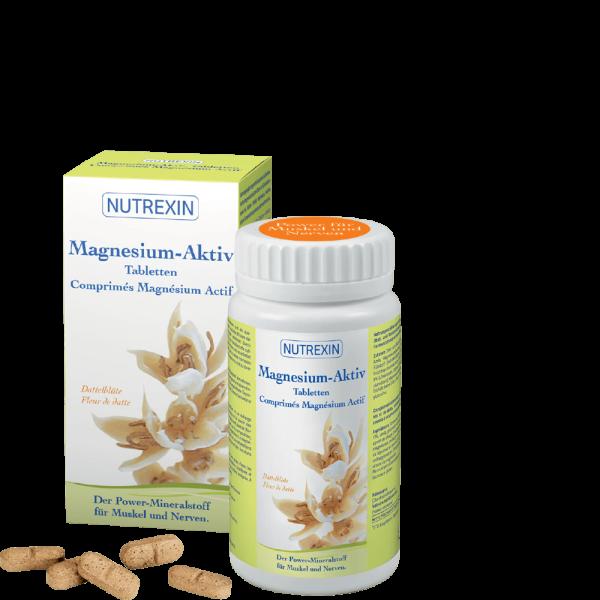 NUTREXIN Magnesium-Aktiv