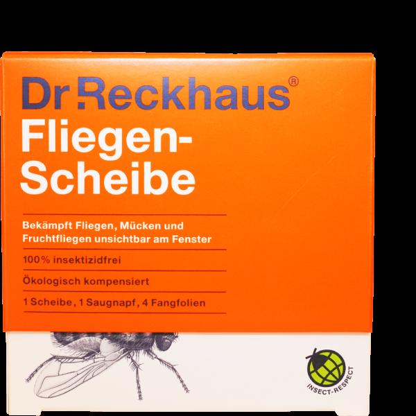 DR. RECKHAUS Fliegen Scheibe