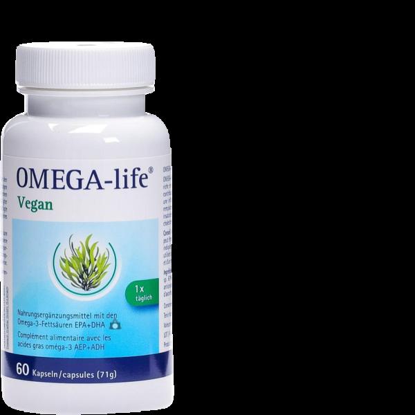 OMEGA-LIFE Vegan