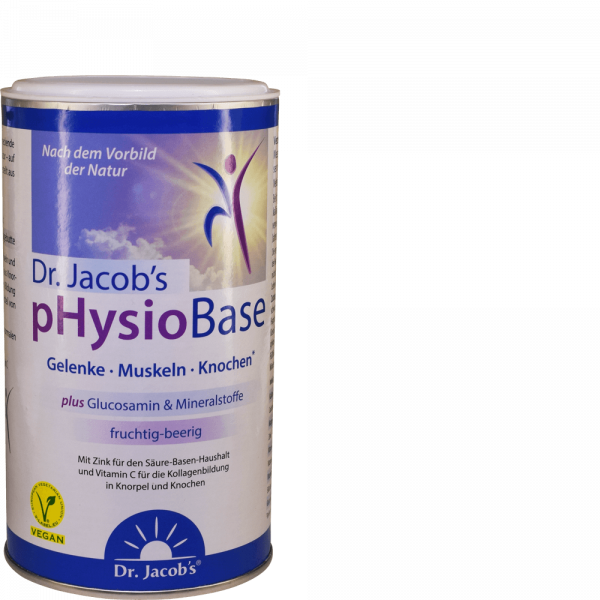 DR. JACOB'S pHysioBase Pulver