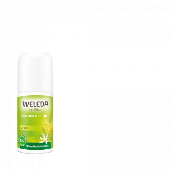 WELEDA Citrus 24h Deo Roll on