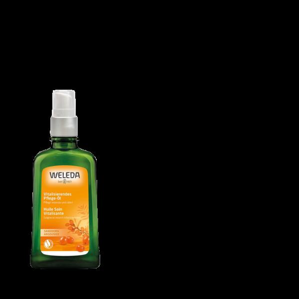 WELEDA Sanddorn Pflege-Öl