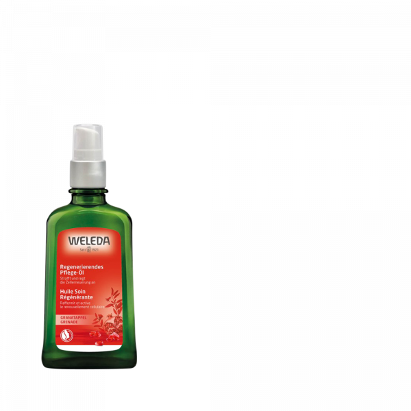 WELEDA GRANATAPFEL Regenerierend Pflege-Öl 100 ml