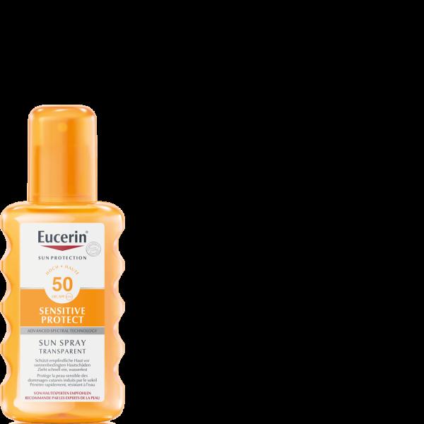 EUCERIN Sun Clear Spray LSF50