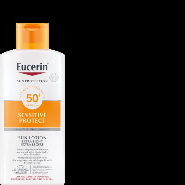 EUCERIN Sun Extra Light Lotion LSF50