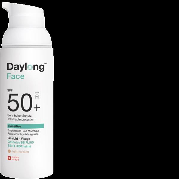 DAYLONG Sensitive Face Getön BB Fluid SPF50+ 50 ml