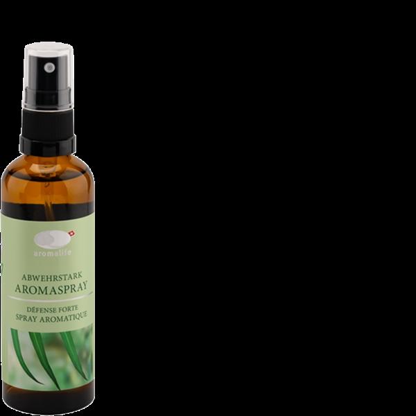 AROMALIFE Abwehrstark Aromaspray