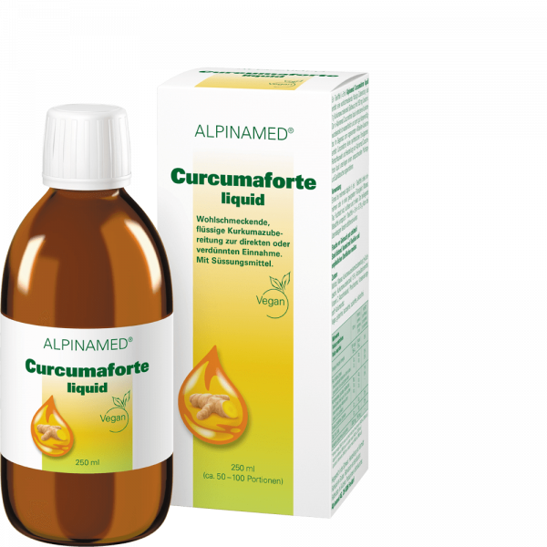 ALPINAMED Curcumaforte liquid