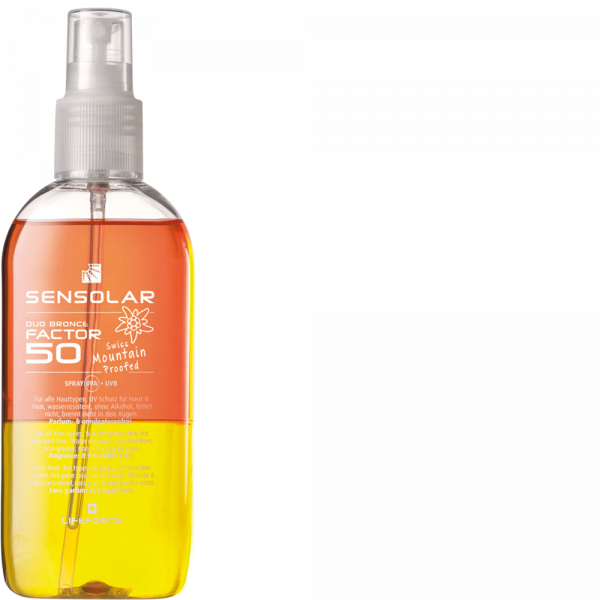 SENSOLAR Sonnenspray o Emulgator LSF 50 Spray