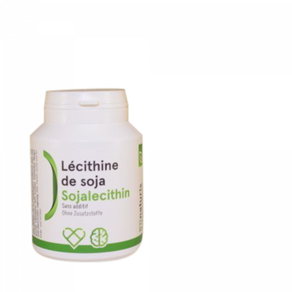 BIONATURIS Soja Lecithin Kaps 500 mg 120 Stk