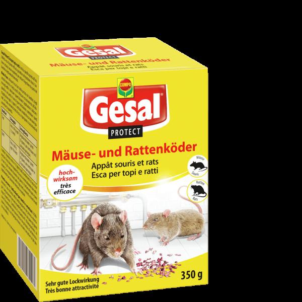 GESAL PROTECT Mäuse und Rattenköder