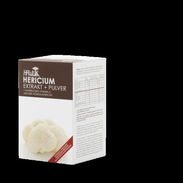 HAWLIK Hericium Extrakt + Pulver
